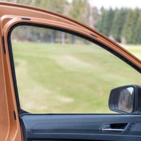 Flyout Moskitonetz von Brandrup für den VW Caddy 5 / Caddy California