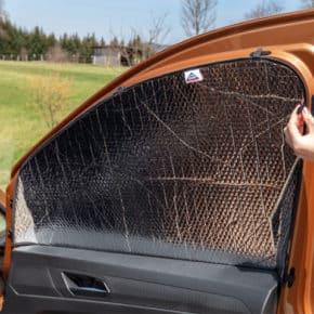 Brandrup ISOLITE Inside Isolierung für Seitenfenster im Fahrerhaus der VW Caddy 5 oder Caddy California